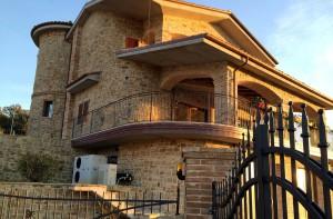impianti da fonti rinnovabili - villa privata