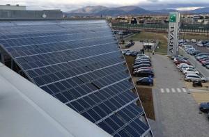 impianto solare - impresa