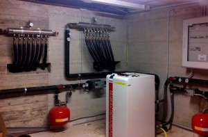 impianto riscaldamento - Condominio