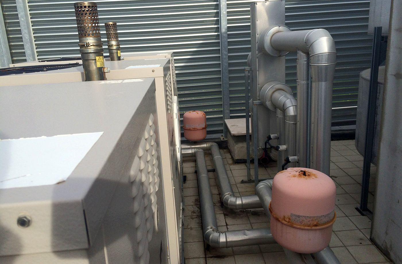 impianti ad energia rinnovabile - Centro benessere extra spa