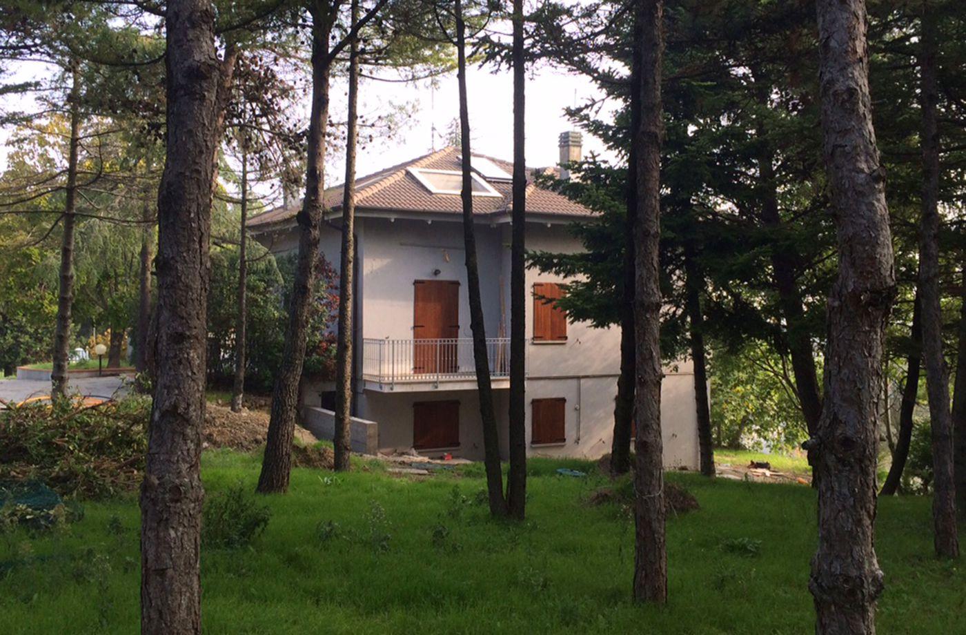 impianti ad energia rinnovabile - Villa Privata