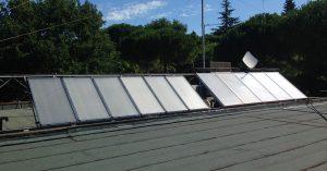 pannelli solari - impianti sportivi Orciano